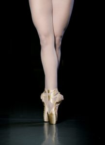 Stiff Toe is Common in Ballet Dancers | American Foot and Leg Specialists