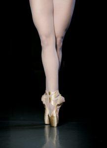Stiff Toe is Common in Ballet Dancers