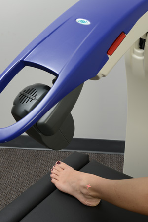 Laser Foot Therapy