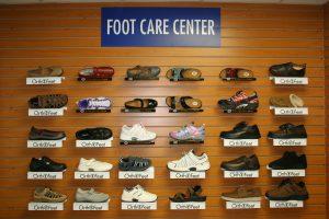 Shoe Store, diabetic shoes