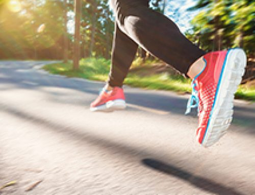 Running Shoes: The Fit Factor