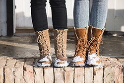 Can Cold Weather Affect Your Feet?