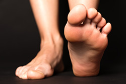 photo of two feet |American Foot & Leg Specialists