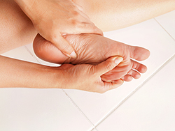 Death from Diabetes – Feet can be more deadly than the Heart