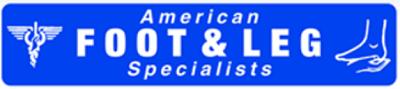 American Foot & Leg Specialists Logo