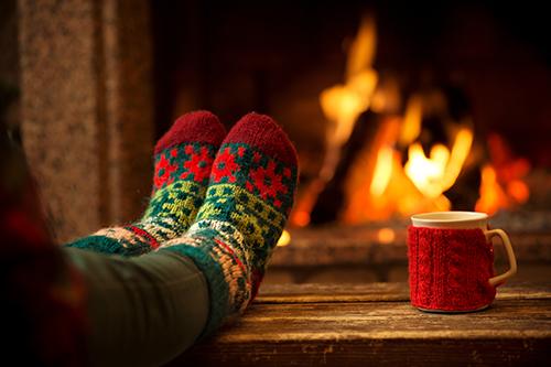 Healthy Feet, Happy Holidays