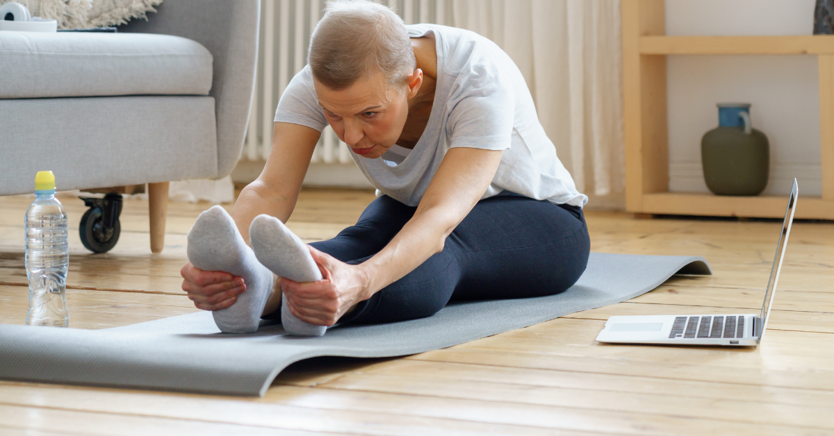 Read more about the article Stretch and Condition for Better Leg Health