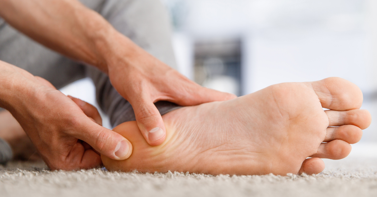Read more about the article Aching Feet: Are My Shoes the Issue?